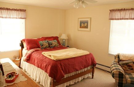 Sandwich Cape Cod vacation rental - Master Bedroom with Queen
