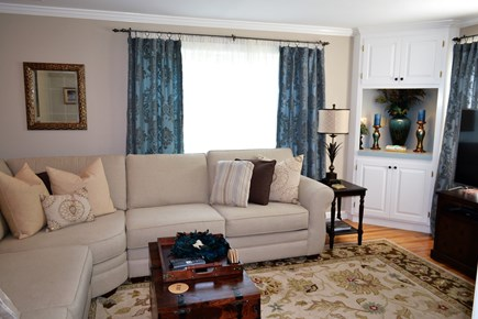 Osterville Osterville vacation rental - First Floor Den, off of Dining Room
