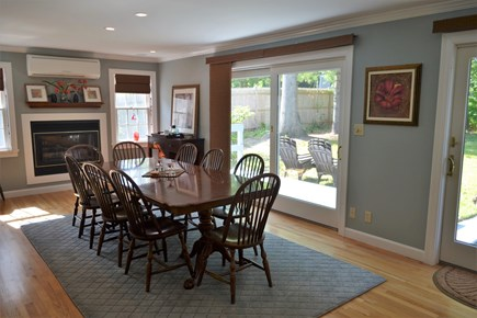 Osterville Osterville vacation rental - Large Dining Room