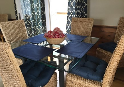 Yarmouth, Bass River Cape Cod vacation rental - Dining Area