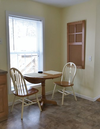 Yarmouth, Bass River Cape Cod vacation rental - Eat in Kitchen