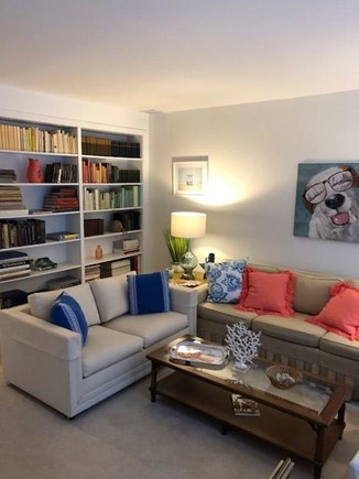 Falmouth Cape Cod vacation rental - Open living room