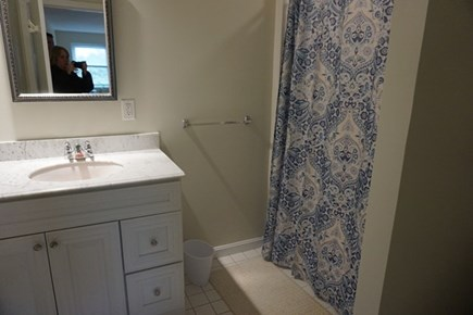 Falmouth Cape Cod vacation rental - Bathroom with shower