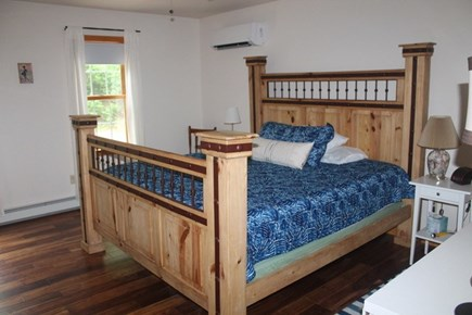 Eastham Cape Cod vacation rental - Master Bedroom on first floor