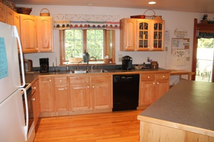 Eastham Cape Cod vacation rental - Kitchen