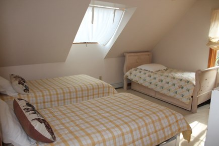 Eastham Cape Cod vacation rental - Twin bedroom (there is now only two twins)