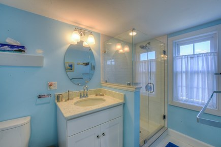 East Sandwich Cape Cod vacation rental - Updated Baths.