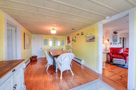 East Sandwich Cape Cod vacation rental - Separate Dining Room.