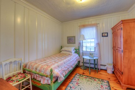 East Sandwich Cape Cod vacation rental - Bedroom with 1 Twin.