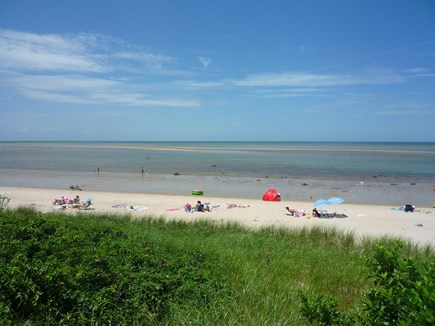 Brewster Cape Cod vacation rental - Spend a day at the bay.