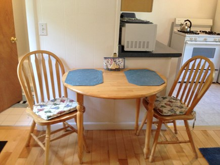 Brewster Cape Cod vacation rental - Dining for 4
