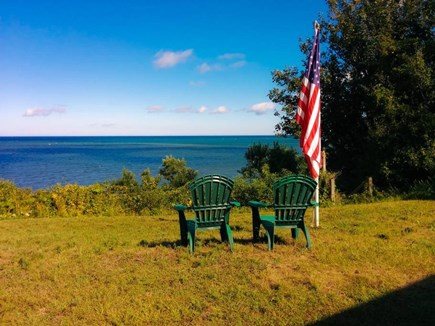 Brewster Cape Cod vacation rental - View out your sliding door