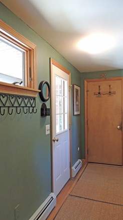 Eastham Cape Cod vacation rental - Mudroom