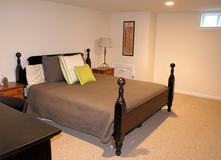 East Sandwich Cape Cod vacation rental - Bedroom with King on Lower level.