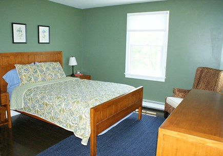 East Sandwich Cape Cod vacation rental - Bedroom on 1st Floor with Queen.