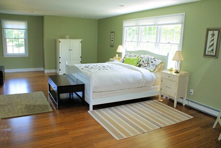 East Sandwich Cape Cod vacation rental - Master Suite on 2nd Floor with King Bed