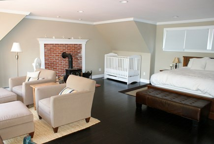 East Sandwich Cape Cod vacation rental - Other Master Suite on 2nd Floor, this 1 w/a Queen Bed