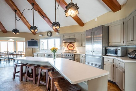 Orleans, MA Cape Cod vacation rental - Fully-equipped kitchen with high-end appliances