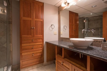 Orleans, MA Cape Cod vacation rental - En suite full bath with shower