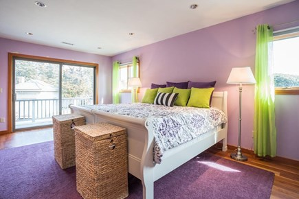 Orleans, MA Cape Cod vacation rental - Main level bedroom with attached bath. Will have 3 bunk beds.