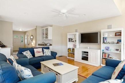 Mashpee Cape Cod vacation rental - Living area