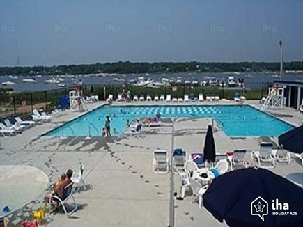East Falmouth Cape Cod vacation rental - Association Pool