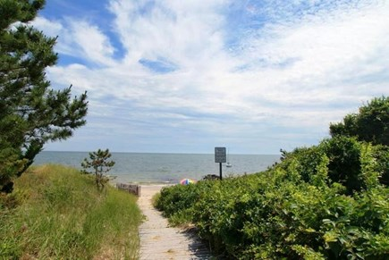 West Harwich Cape Cod vacation rental - Almost there!