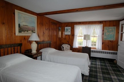 West Harwich Cape Cod vacation rental - Bedroom 3 with full bath, own wing, queen size bed on the way