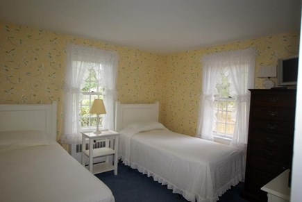 West Harwich Cape Cod vacation rental - Twin bedroom