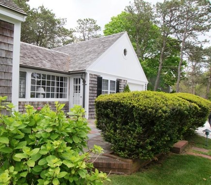 West Harwich Cape Cod vacation rental - Mature landscaping