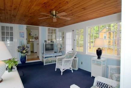 West Harwich Cape Cod vacation rental - Family room
