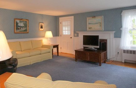 West Harwich Cape Cod vacation rental - Flat screen T.V.