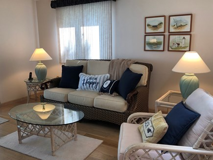 Mashpee, Popponesset Cape Cod vacation rental - 2nd Living Room adjoining Bedrooms 2 & 3