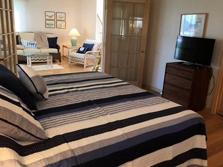 Mashpee, Popponesset Cape Cod vacation rental - 2nd Bedroom with king size bed