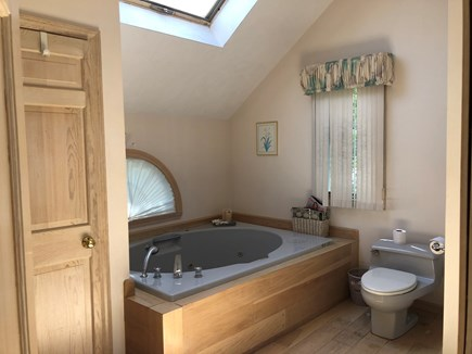 Mashpee, Popponesset Cape Cod vacation rental - Relax in the Master Bath Jacuzzi