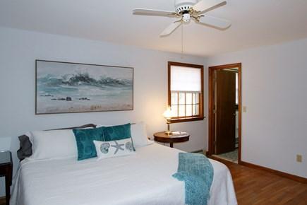 Dennis Cape Cod vacation rental - Master bedroom with en suite bath