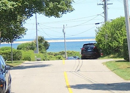 Chatham Cape Cod vacation rental - Chatham Harbor from the road in front of the cottage