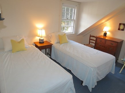 Chatham Cape Cod vacation rental - Upper level bedroom  with twins
