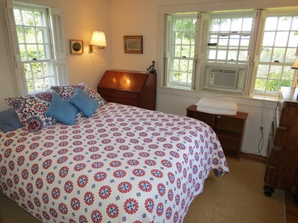 Chatham Cape Cod vacation rental - Main level MBR with queen size bed.Full bath next door.