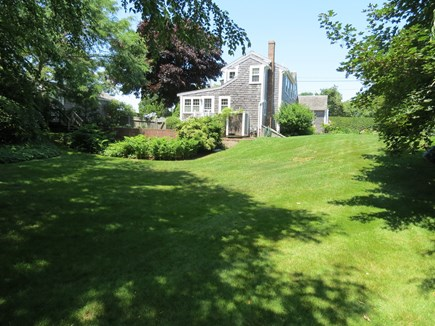 Chatham Cape Cod vacation rental - Huge yard where kids can play safely