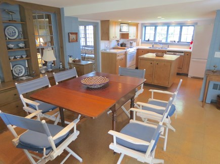 Chatham Cape Cod vacation rental - Eat-in kitchen is fully equipped