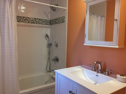 Pocasset Pocasset vacation rental - Each bedroom downstairs has its own 1/2 bath