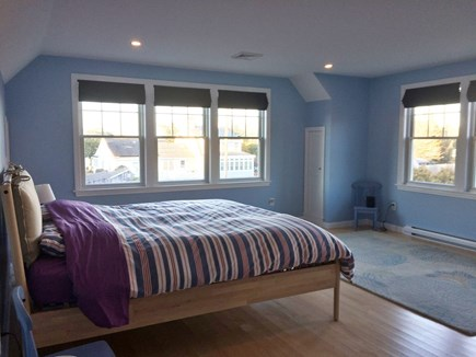Pocasset Pocasset vacation rental - Master bedroom upstairs