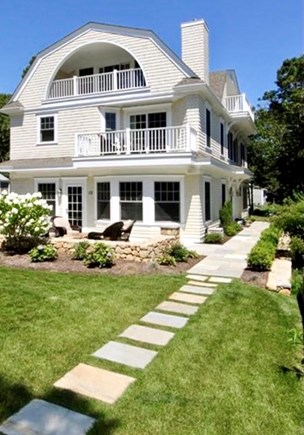 New Seabury, Mashpee New Seabury vacation rental - Exclusive 'Rock Island Associated' home 3 houses from the beach.