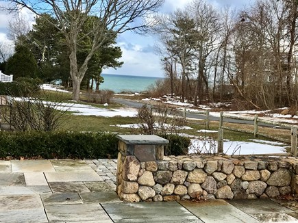 New Seabury, Mashpee New Seabury vacation rental - Beautiful view from the large front patio.