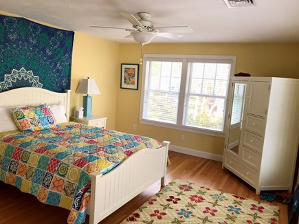 New Seabury, Mashpee New Seabury vacation rental - 2nd floor bedroom with plenty of sunshine.