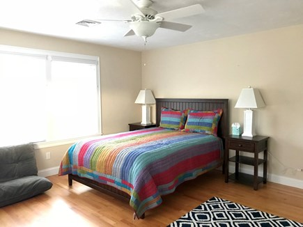 New Seabury, Mashpee New Seabury vacation rental - 2nd floor bedroom with attached shared bathroom.