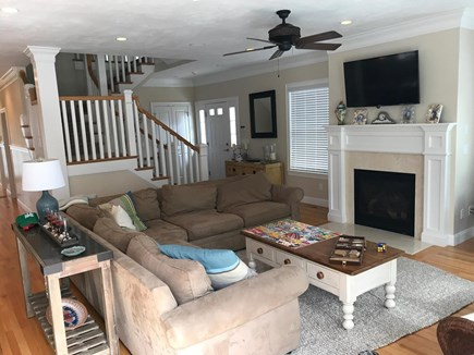 New Seabury, Mashpee New Seabury vacation rental - Ocean view 1st floor open space layout bright with many windows.