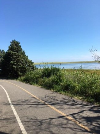 Eastham Cape Cod vacation rental - Bike trail overlooking Nauset Marsh on way to Coast Guard Beach.