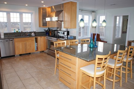 Sagamore Beach, Sandwich Sagamore Beach vacation rental - Kitchen on 2nd floor.